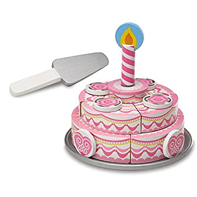Melissa & Doug Triple - Layer Party Cake from Melissa & Doug
