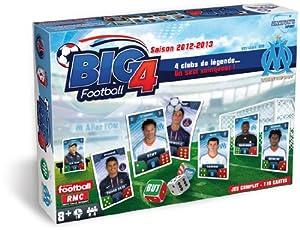 Anaton's Sport - 290602122009 - Jeu de Société - Big 4 Football Version OM