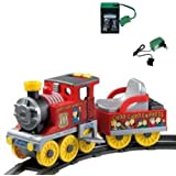 Peg Perego - Choo Choo Express Ride on Train with additional Battery and Charger