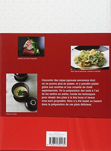 Libro le livre de la vraie cuisine japonaise di hiroo - Cuisine japonaise livre ...