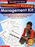 img - for Ready-to-Use Independent Reading Management Kit: Grades 4-6: Reproducible, Skill-Building Activity Packs That Engage Kids in Meaningful, Structured ... With Small Groups (Scholastic Ready-To-Use) book / textbook / text book