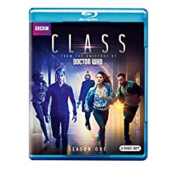 Doctor Who: Class [Blu-ray]