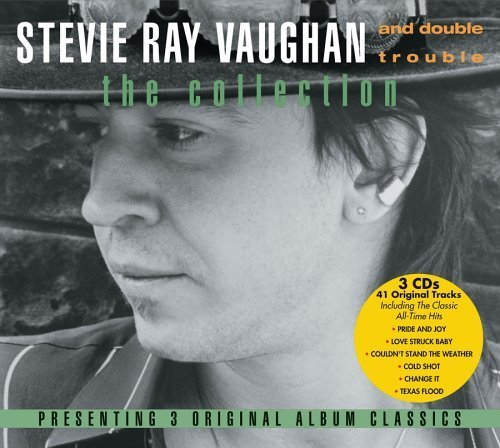 Coll: Texas Flood Couldn't Stand Soul to Soul by Vaughan, Stevie Ray Box set edition (2005) Audio CD by Stevie Ray Vaughan