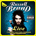 Russell Brand Live Shame  by Russell Brand Narrated by Russell Brand