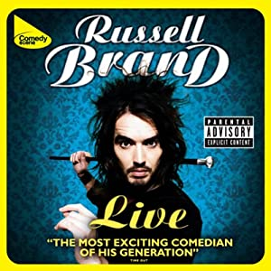 Russell Brand Live Shame Performance