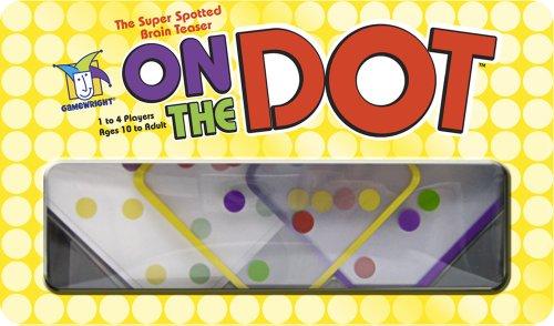 on the Dot Brain Teaser, the Super Spotted Brain Teaser - 1