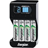 ENERGIZER CHP4WB4 Smart Charger with 4 AA NiMH Batteries