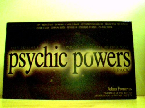 Psychic Powers Pack - Test, Develop & Exercise