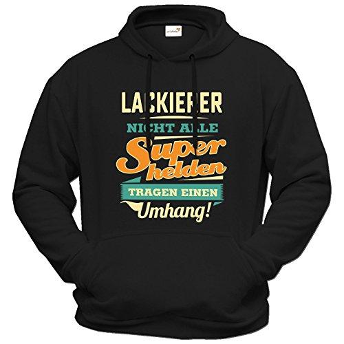 getshirts-rahmenlosar-geschenke-hoodie-superhelden-umhang-lackierer-schwarz-m