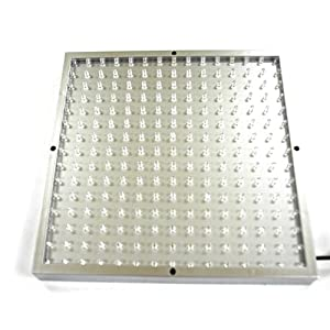 LED Grow Panel 14watt Hydroponic 225 bulbs /Red, Blue 110V