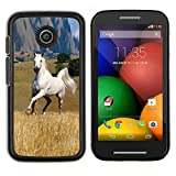 Dur PC Coque Housse téléphone étui de protection / Hard Case for Motorola Moto E / Ph