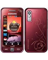 Samsung S5230 Player One Téléphone portable Quadri-bande Bluetooth La Fleur