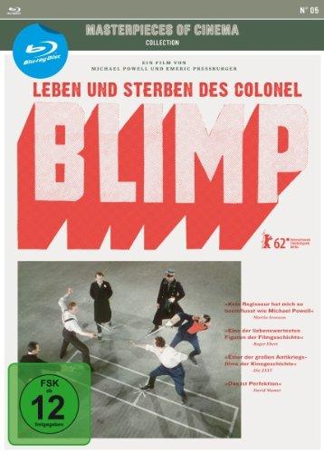 Leben und Sterben des Colonel Blimp - Masterpieces of Cinema Collection [Blu-ray]