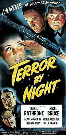 Sherlock Holmes: Terror by Night Video Case