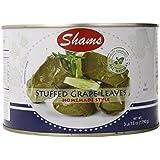 Shams Stuffed Grape Leaves, Large, 63 Ounce