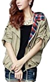 Leisure Ladies Cotton Sleeve Coats Jackets