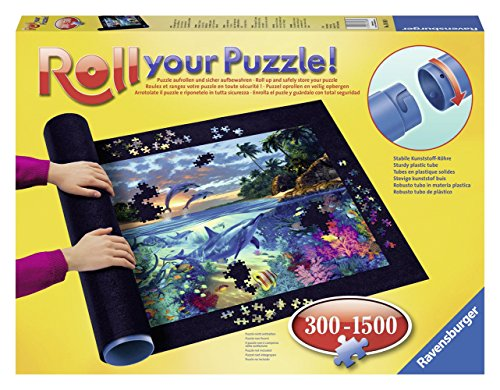 Ravensburger - Roll your puzzle, tapete enrollable (17956 5)