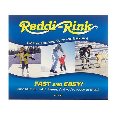 Reddi Rink Ice Skating Rink 10ftx20ft