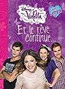 Violetta, roman (2e saison de la série), le rêve continue