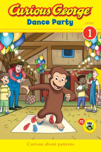 Curious George Dance Party