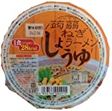 ナカキ食品 こんにゃくねぎラーメン しょうゆ127.5g×12食