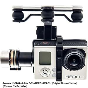 DJI Zenmuse GoPro Hero 3 - H3-2D 2 Axis Brushless Motor Gimbal for DJI Phantom
