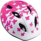 MET Buddy Girls Cycle Helmet - Pink, 46-53cm