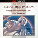 Bach Bach: St Matthew Passion Arias and Choruses