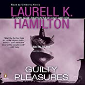 Guilty Pleasures: Anita Blake Vampire Hunter, Book 1 | Laurell K. Hamilton