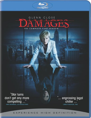 Cover art for  Damages: The Complete First Season [Blu-ray]