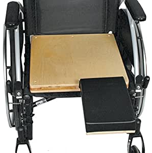Amazon.com: AliMed - Unpadded Amputee Seat Cushion With Cushioned