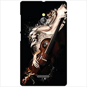 Nokia XL RM-1030/RM-1042 Back Cover - Strong Designer Cases