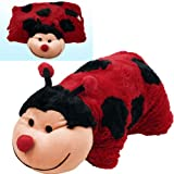 Cuddlee Pet Pillow Plush Stuffed Pillow Pet- Ladybug