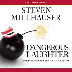 Dangerous Laughter Audiobook