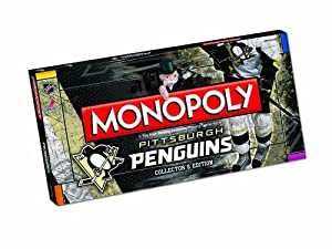 Monopoly Pittsburgh Penguins