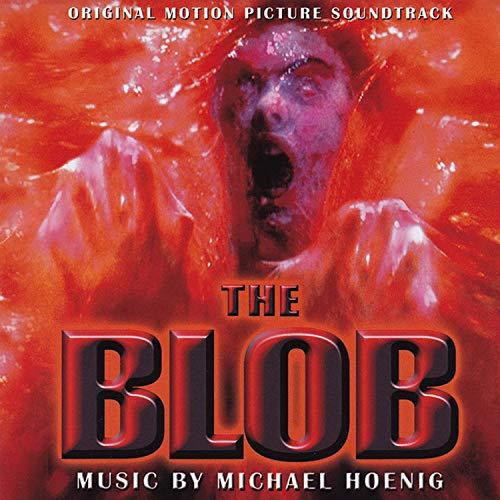 Vinilo : Michael Hoenig - The Blob (original Soundtrack) (Black, Limited Edition)