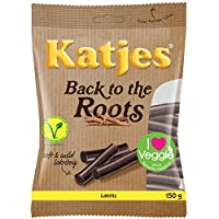 Katjes Back to the Roots 150 g / 5.3 oy