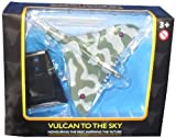 Richmond Toys Vulcan XH558 The Most Iconic Collectable Die-Cast Model 1:200 Approx Scale with Authentic Details