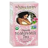 Earth Mama Angel Baby Organic No More Milk Tea, 16 Count