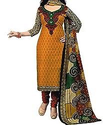 Rangrasiya Corportation Women's polycotton Unstitched Dress Material_22_Multicolored_Freesize