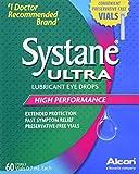 SYSTANE ULTRA Lubricant Eye Drops, 60 Vials, 0.7-mL Each