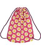 Maxomorra Gym Bag Sportbeutel Daisy Pink One Size