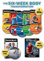 Get KettleWorx Essentials - 6 Kettlebell Training  DVD Set -image
