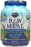 Garden of Life - RAW Meal Beyond Organic Meal Replacement Formula Vanilla - 2.5 Lbs