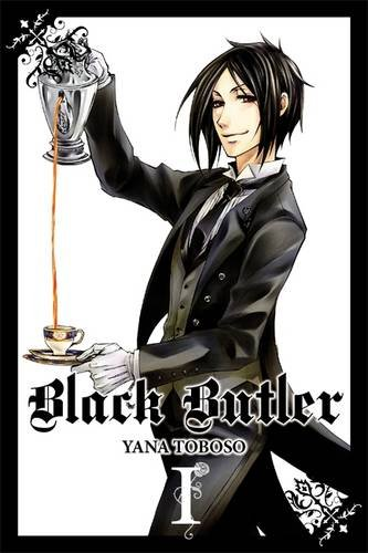 Black Butler, Volume 01