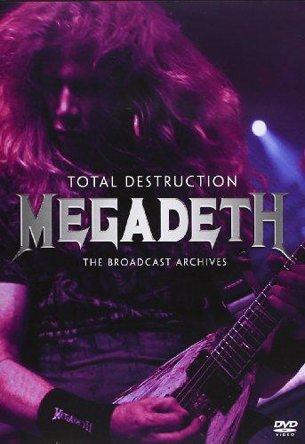 Megadeth - Total Destruction - Dvd