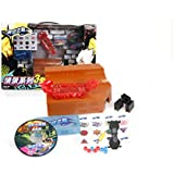 Remeehi Cartoon Cool Mini Finger Skateboard And Ramp Set Toy For Kids