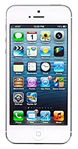 Apple iPhone 5 (White, 16GB) available at Amazon for Rs.35000