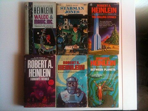 Robert-A-Heinlein-6-Book-Set