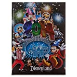 DISNEYLAND 2014 Sorcerer Mickey and Friends Photo Album - Disney Parks Exclusive & Limited Availability